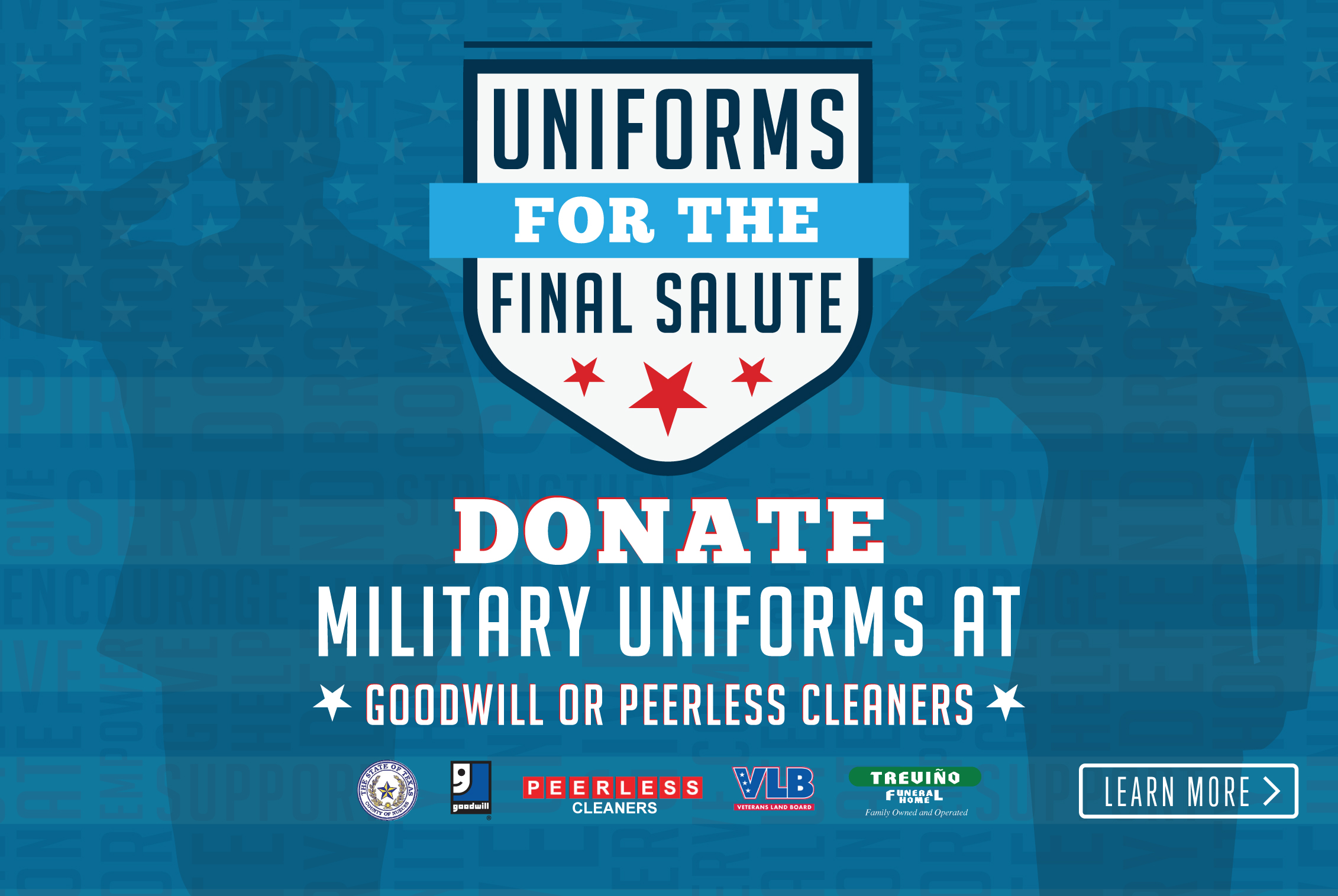 Uniforms for the Final Salute