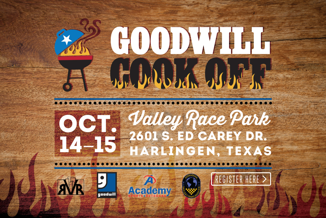 Goodwill Cook Off