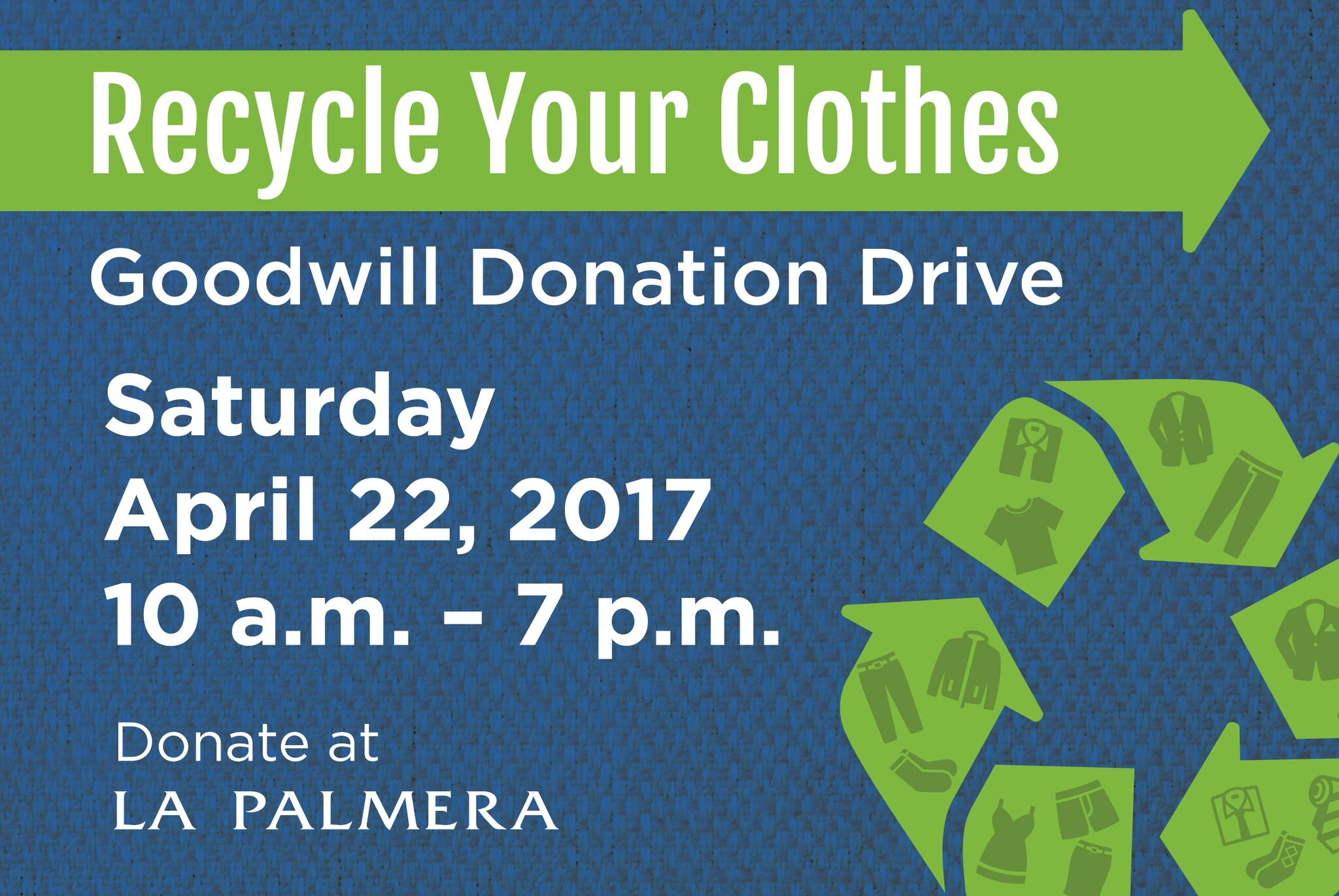 Celebrate Earth Day by Donating to Goodwill | Goodwill