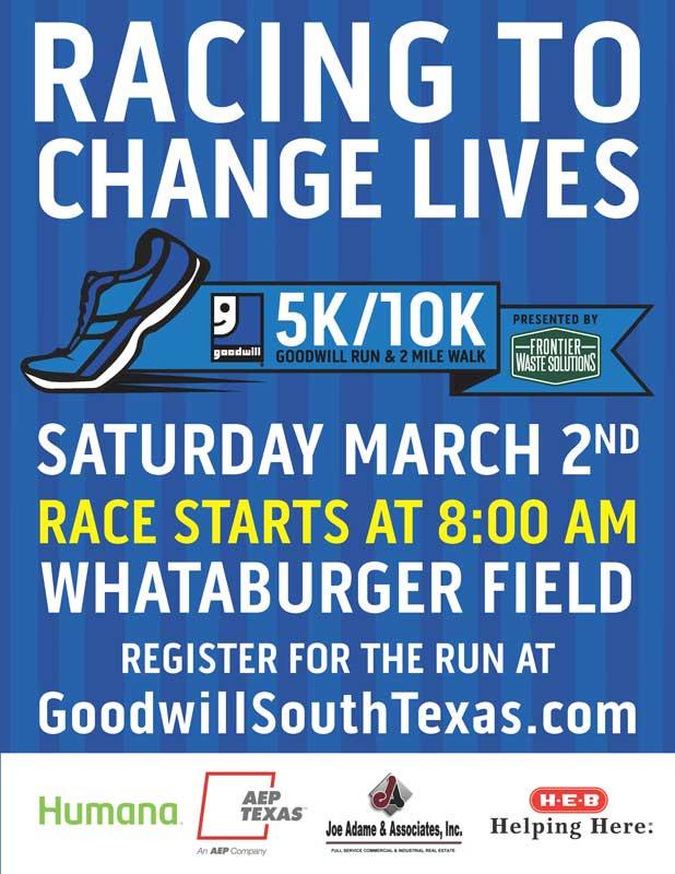 Goodwill South Texas Run
