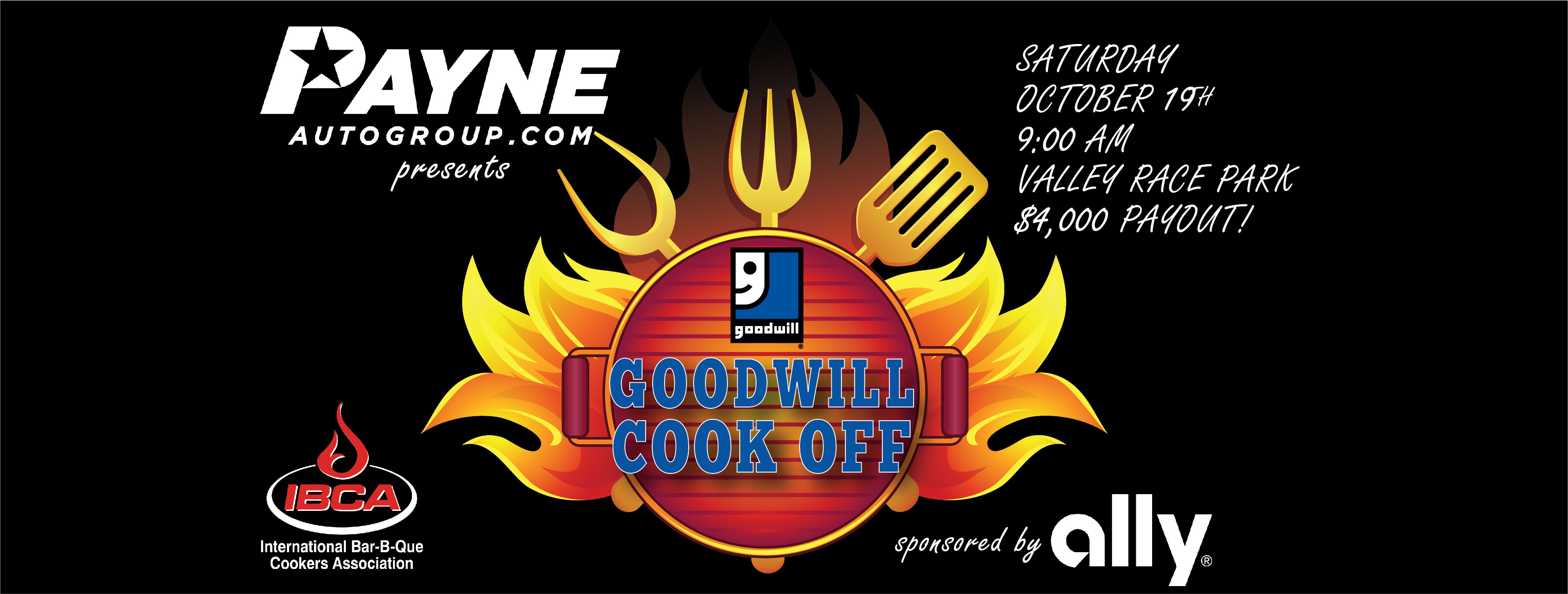Payne Auto Group >> 6th Annual Goodwill Cook Off Presented By Payne Auto Group